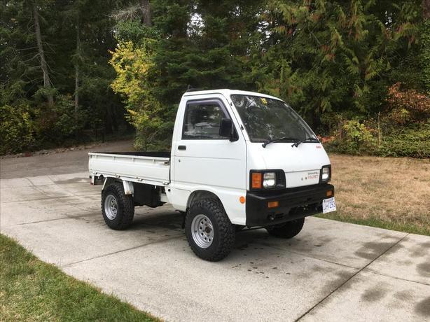  Log In needed $5,700 · Daihatsu 4x4 mini truck