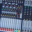 Soundcraft GB8 40 channel soundboard