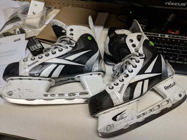Reebok 11K Hockey Skates size 9