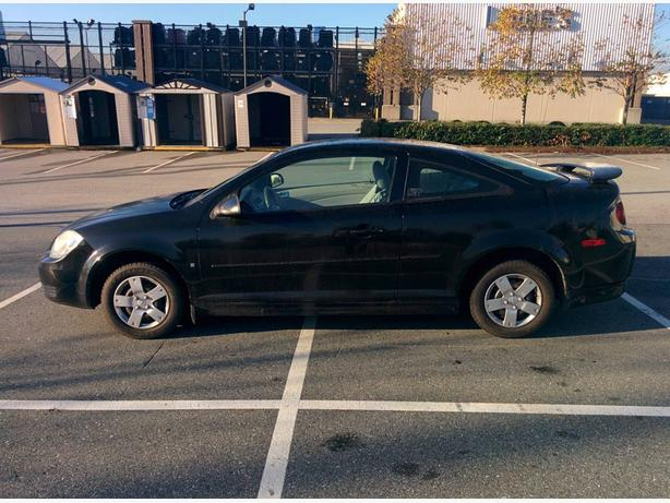 2008 Chevrolet Cobalt LS Coupe Manual