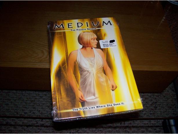 medium the fourth season, new