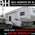 2005 Forest River F23RK Fifth Wheel