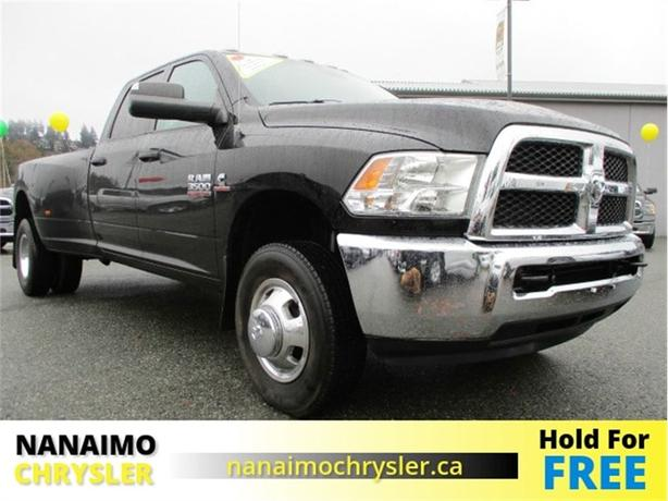 2014 Ram 3500 ST One Owner Low Kilometers