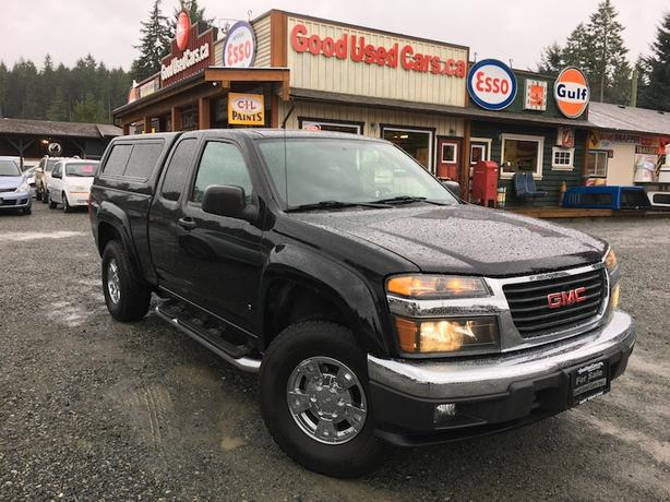 2007 GMC Canyon 2WD - 3.7L with Only 169,000 KM