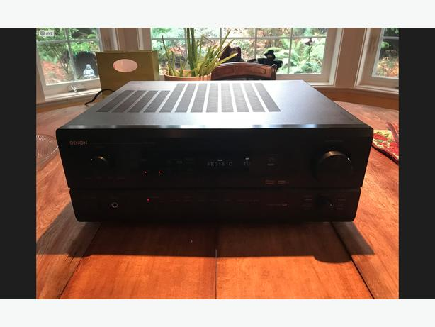 Denon AV 7.1 Surround Receiver
