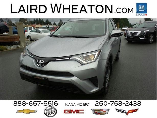 2016 Toyota Rav4 LE Clean, Low Km's