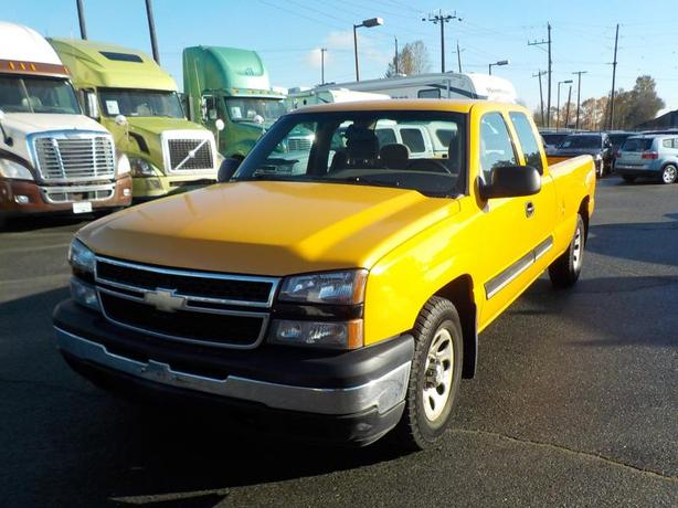 2007 Chevrolet Silverado Classic 1500 LS Extended Cab Long Box 2WD