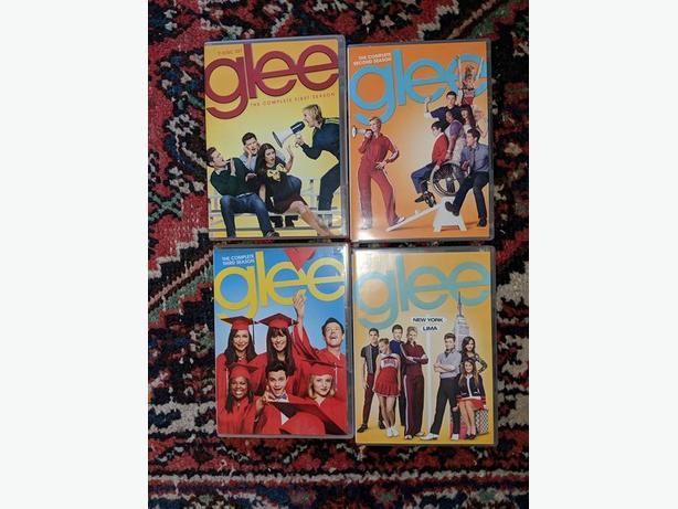 Glee Seasons 1-4