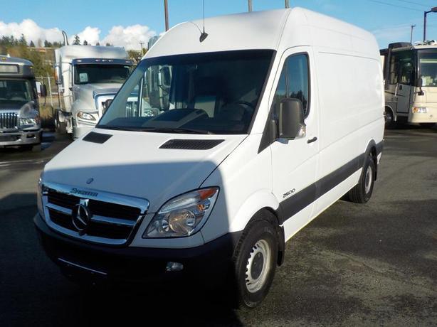 2007 Dodge Sprinter 2500 Diesel 144-in. WB High Roof Cargo Van