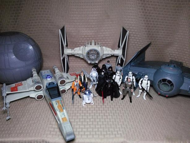 WANTED: Vintage Star Wars collectibles.