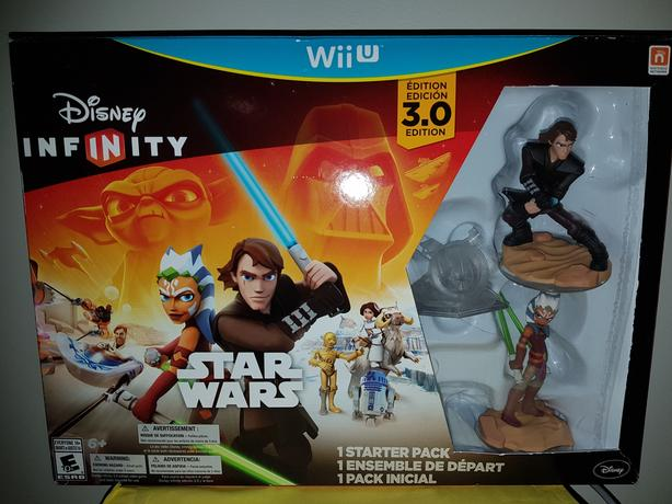 Wii U - Disney Infinity 3.0 Star Wars