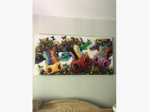 Canvas Art from Two Hoots Gallery