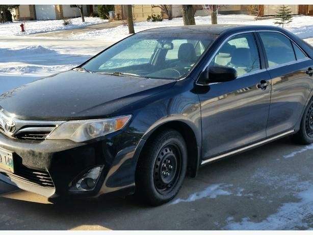 2014 CAMRY  XLE