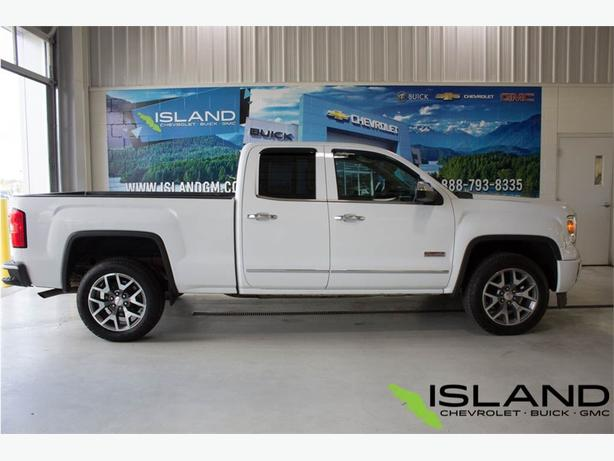 2015 GMC Sierra 1500 SLT | Leather | Hill Descent Control