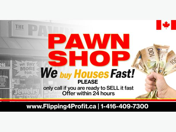 Are YOU Panic Seller in Montreal Who needs Cash Now?