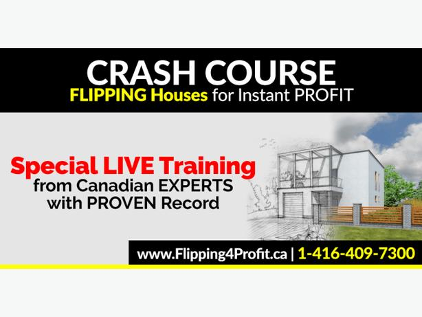 Real Estate Seminar LIVE