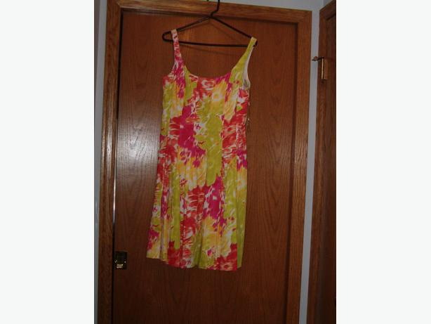 dress , summer ,size 12