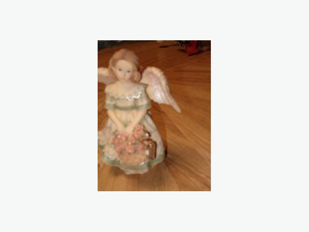 angels among us 2002 ornament