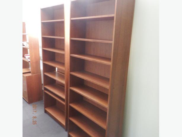 2 book cases