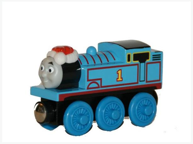 Thomas & Friends Wooden Winter Trains for Sale!