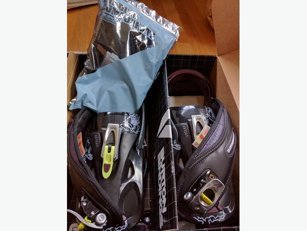 Burton Mission Brand New Snowboard bindings