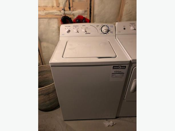 Moffat Washer And Dryer Conditional Offers East Regina
