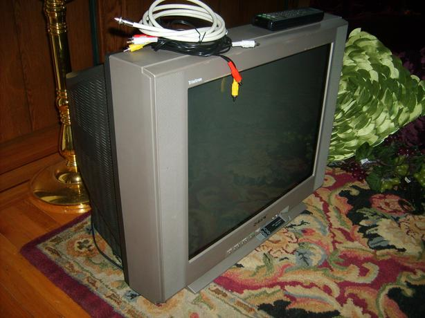 Sony Wega digital stereo TV