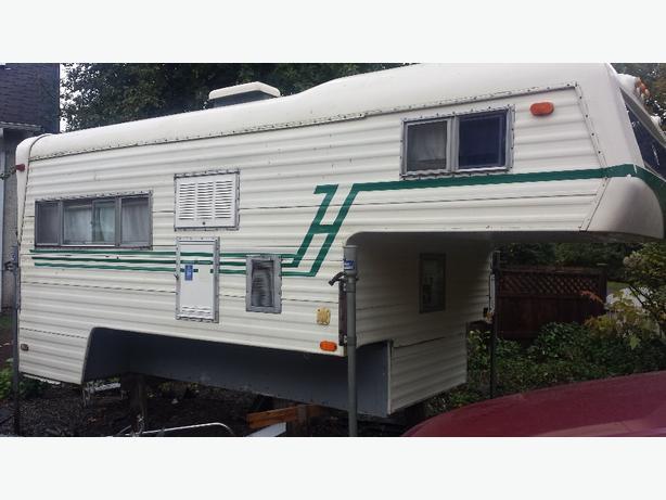Vanguard camper