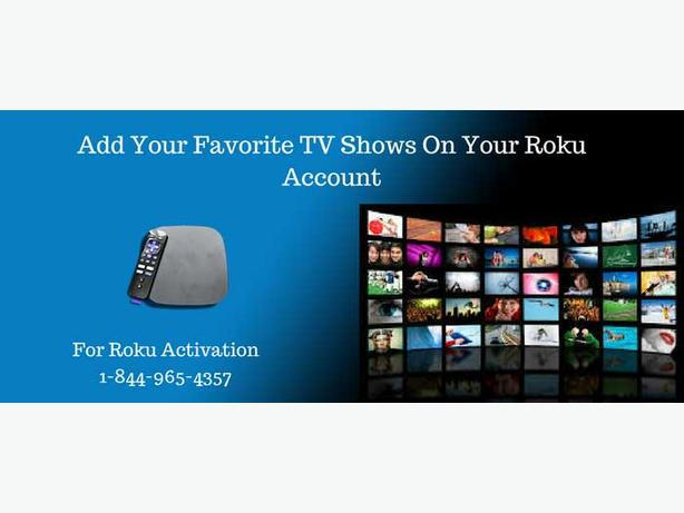 Adding a Roku channel