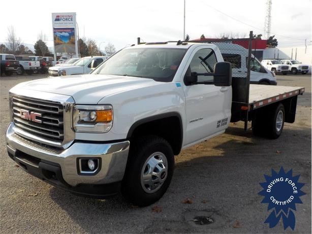 2015 GMC Sierra 3500HD SLE