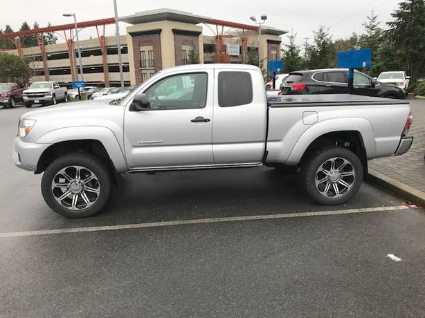 2013 Toyota Tacoma Base, 4X4,