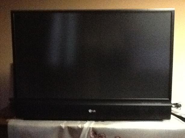 "FREE: 52"" LG TV"
