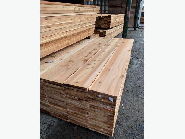 **Blow out Sale** WRC Cedar 1x10 Fencing
