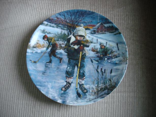 Stewart Sherwood Plate