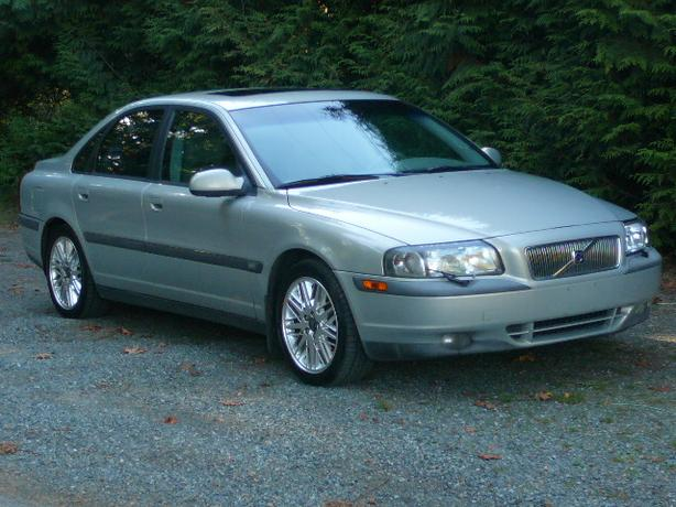 1999 volvo s80 t6 twin turbo luxurious safe performance outside rh usedvictoria com