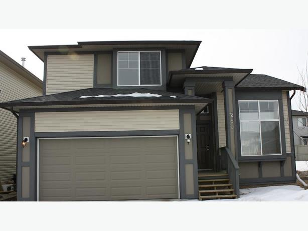 250 Luxstone Rd SW, Airdrie AB, Available Now Rent to Own!