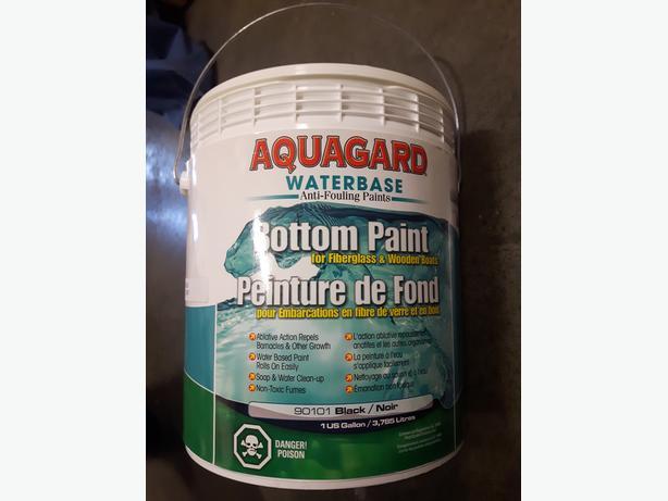 Aquaguard Black Antifouling Paint