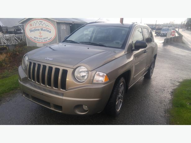 2008 Jeep Compass -6 Months Warranty Included