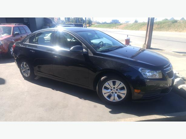 2014 Chevy Cruze LT Comes With 1 Year Driver's Shield Warranty
