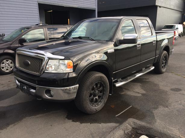 2006 Ford F-150 Plus 1 Year Driver's Shield Warranty