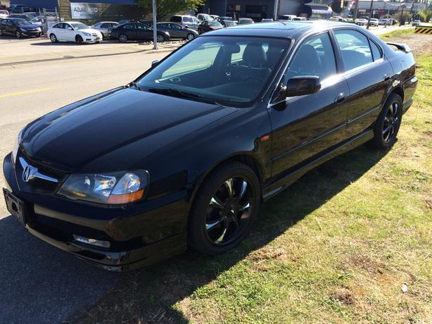 2003 Acura TL S-Type A-Spec - 6 Month Driver's Shield Warranty Included