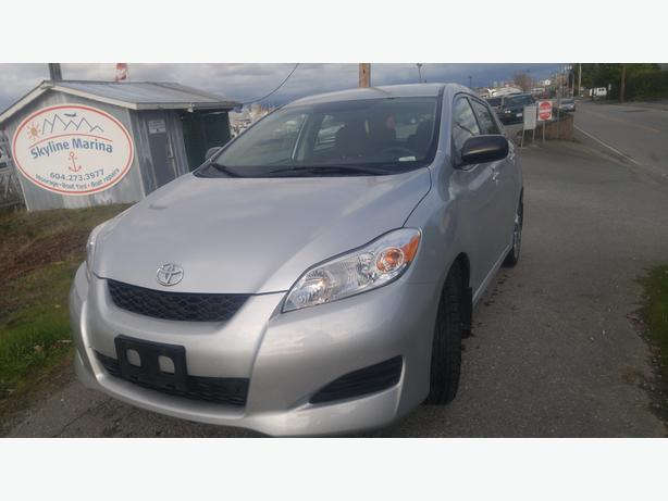 2010 Toyota Matrix- 1 Year Warranty