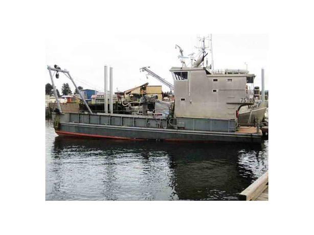 Cargo, Barge, Landing Craft For Sale - RB