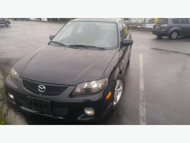 2003 Mazda Protege 5 - 6 Month Driver's Shield Warranty