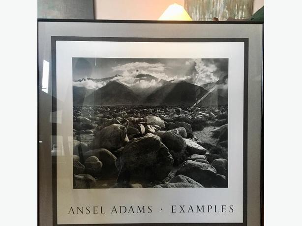 Ansel Adams Photo Print 'EXAMPLE'