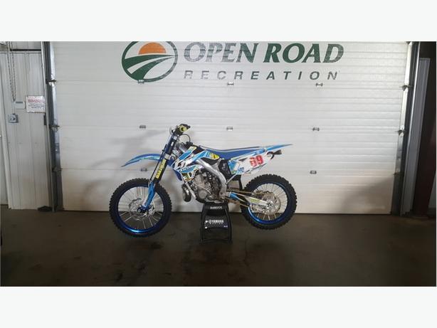 2014 TM Racing MX 250