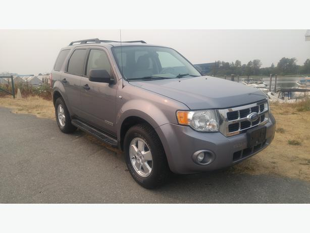 2008 Ford Escape XLT 4WD V6 - 1 Year Warranty