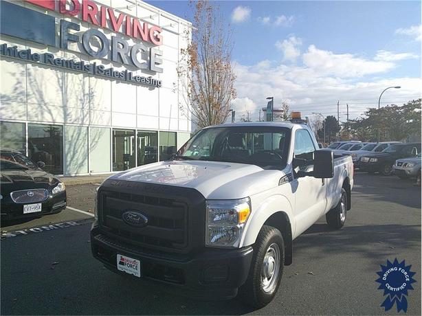 2015 Ford F-250 Super Duty SRW XL