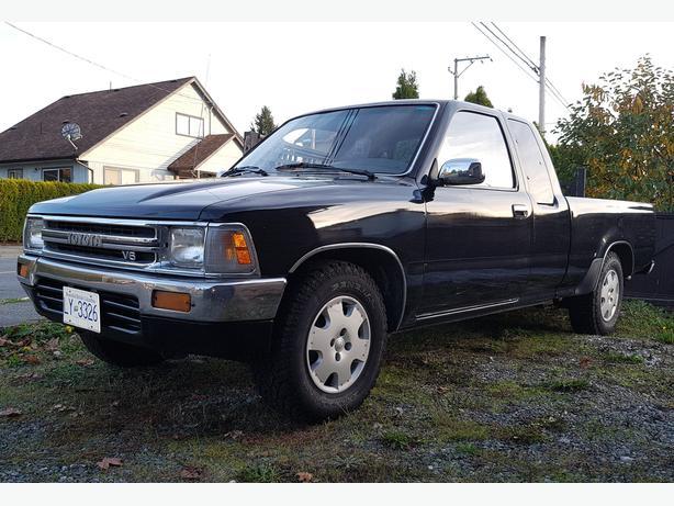1991 Toyota Xtracab Pickup