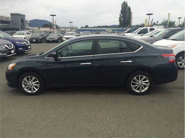 2015 Nissan Sentra 1.8 CERTIFIED PRE OWNED